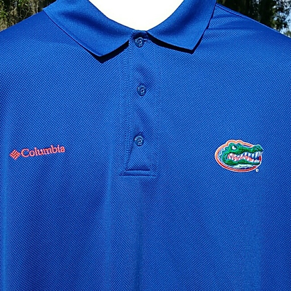 Columbia Other - Florida Gators Columbia PFG Vented Polo
